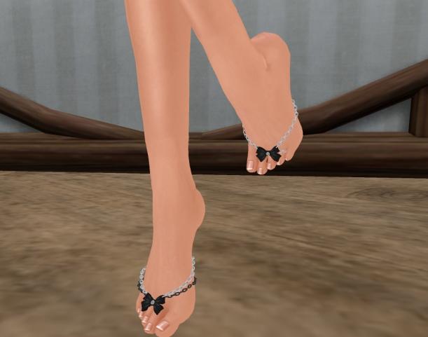 01pearls feet