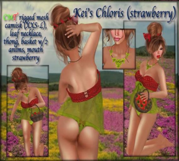 add stawberry