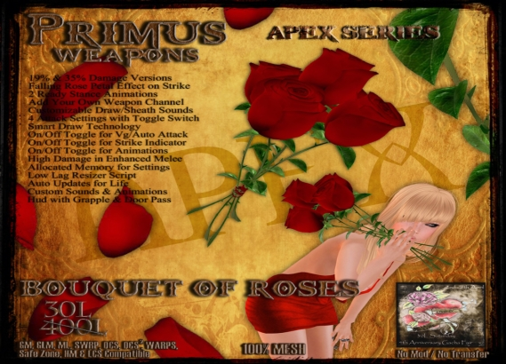 primus roses