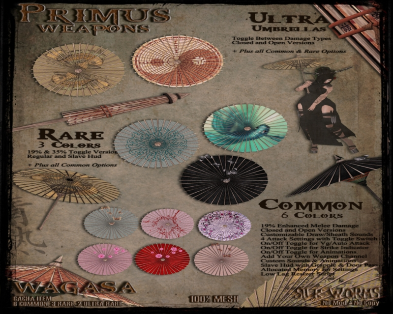 ad Primus umbrella